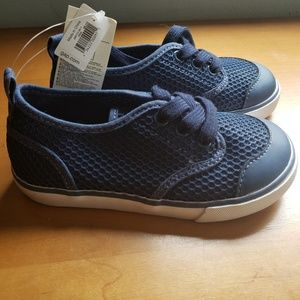 NWT Gap Toddler Boy Blue Sneakers
